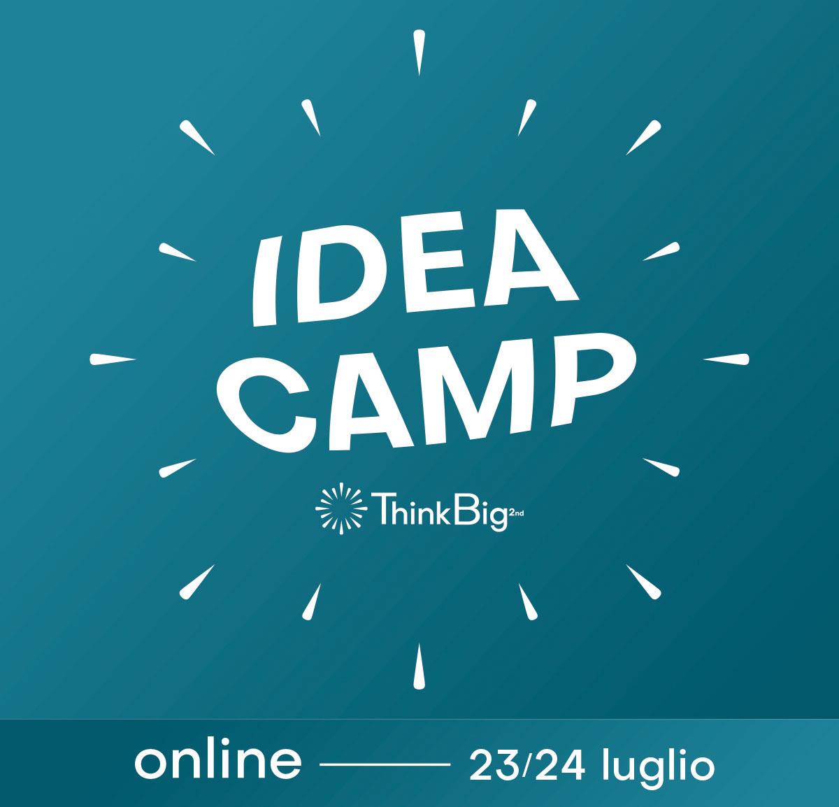 Benvenuti all'Idea Camp!